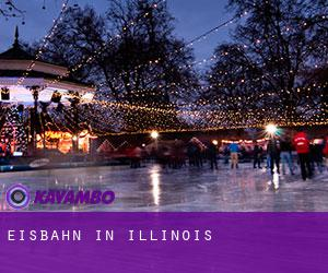 Eisbahn in Illinois
