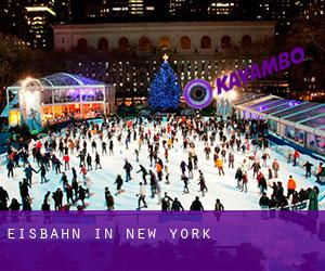 Eisbahn in New York