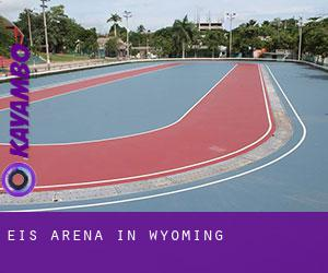 Eis-Arena in Wyoming