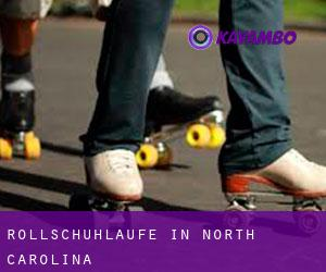 Rollschuhlaufe in North Carolina